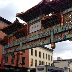 Photo taken at Chinatown by Jen R. on 3/21/2013