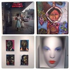 Photo taken at Texas Contemporary Art Fair by Urban S. on 10/11/2013