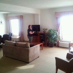 Photo taken at Holiday Inn Hotel & Suites by Timothy K. on 11/3/2012