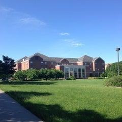 Photo taken at University of Nebraska-Lincoln by Francisco Tiago M. on 5/31/2013