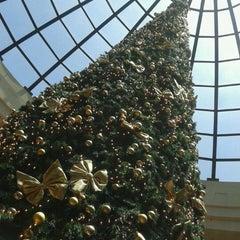 Photo taken at Portal Rosario Shopping by Fer G. on 12/13/2012