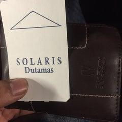 Photo taken at Solaris Dutamas by Ash R. on 1/1/2016
