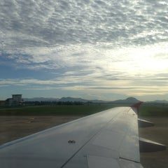 Photo taken at Sultan Abdul Halim Airport (AOR) by E-Biing W. on 4/28/2013