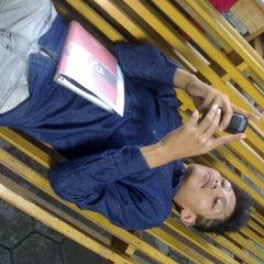 Photo taken at STMIK AMIKOM Yogyakarta by Rendy Y. on 1/7/2013