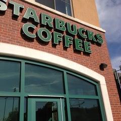 Photo taken at Starbucks by Regina L. on 7/10/2013