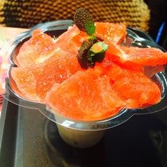 Photo taken at Caffé bene by Ahram C. on 9/23/2014