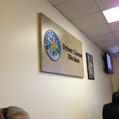 Photo taken at Texas Department of Public Safety - Plano Office by Beau R. on 12/27/2012