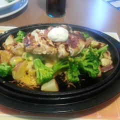 Photo taken at Denny's by PipeMike Q. on 3/8/2013