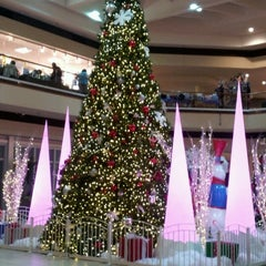 Photo taken at Maplewood Mall by Lesli R. on 12/8/2012