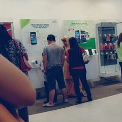 Photo taken at Maxis Centre by Ayim K. on 3/1/2014