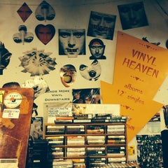 Photo taken at Flashback Records by Antoine B. on 5/2/2014