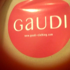 Photo taken at Gaudi by Yana H. on 10/20/2012