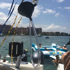 Photo taken at Lake Boca Raton by RGT Real Estate | L. on 7/19/2014