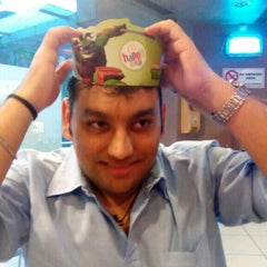 Photo taken at McDonald's by Souvik P. on 10/28/2015