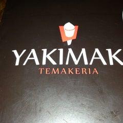 Photo taken at Yakimaki Temakeria by Casal Gourmet on 3/29/2013