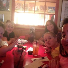 Photo taken at Red Robin Gourmet Burgers by Starlite F. on 8/10/2014