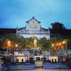 Photo taken at หอจดหายเหตุแห่งชาติ by Peerapat S. on 10/22/2014
