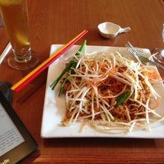 Photo taken at Thai Spice by Britt S. on 5/1/2013