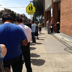 Photo taken at Santa Ana DMV Office by Jon P. on 8/2/2013
