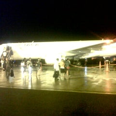 Photo taken at Aeropuerto Comandante FAP Guillermo del Castillo Paredes (TPP) by Paolo Q. on 12/28/2012