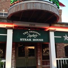 Photo taken at Saltgrass Steak House by Masanari T. on 7/1/2013