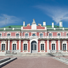 Photo taken at Kadrioru Loss | Kadriorg Palace by Turkish Airlines on 9/22/2015