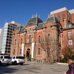 Photo taken at Renwick Gallery by Lisa on 11/26/2012