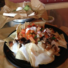 Photo taken at Qdoba Mexican Grill by Chaz J. C. on 3/30/2013