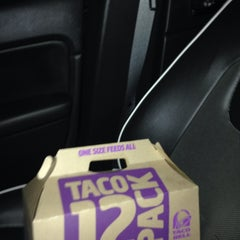 Photo taken at Taco Bell by Will M. on 12/4/2013
