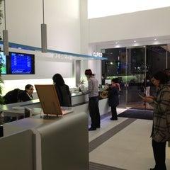 Photo taken at 松本バスターミナル by Takashi E. on 11/11/2012