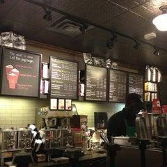 Photo taken at Starbucks by Mervenur A. on 11/8/2012