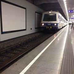Das Foto wurde bei Bahnhof Wien Mitte von Ezgi E. am 10/18/2013 aufgenommen