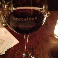 Photo taken at Barcelona Wine Bar by Michelle C. on 5/26/2014