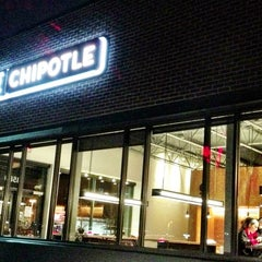 Photo taken at Chipotle Mexican Grill by Chris S. on 3/27/2013