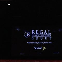 Photo taken at Regal Cinemas Bel Air Cinema 14 by Julie C. on 12/28/2012