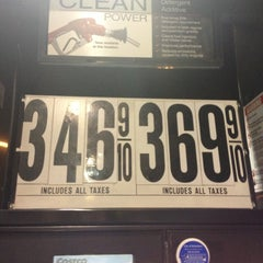 Photo taken at Costco Gas by Cailie M. on 12/21/2012