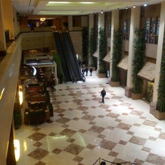 Photo taken at Hilton Charlotte Center City by André S. on 2/26/2013