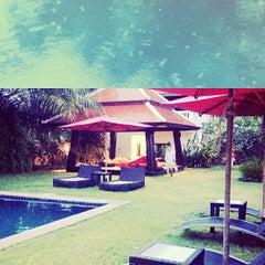 Photo taken at Palm Grove Resort Pattaya by Panchayaa เ. on 8/24/2013