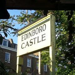 Photo taken at Edinboro Castle by Pedro L. on 6/4/2013