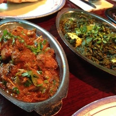 Photo taken at Naan-N-Curry by Bill S. on 10/26/2012
