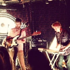 Photo taken at The Earl by Michael L. on 10/25/2012