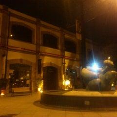 Photo taken at Plaza Loreto by Haide O. on 1/15/2013