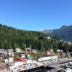 Photo taken at Ketchikan, Alaska Pier One by Jay B. on 9/3/2013