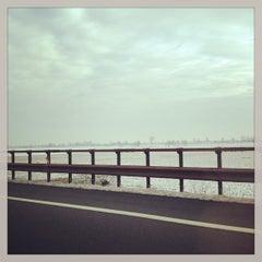 Photo taken at A22 - Mantova Sud by Antonio T. on 1/19/2013