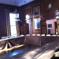 Photo taken at Council on Foreign Relations by Dominic B. on 1/19/2013