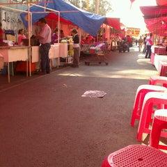 Photo taken at Tianguis CTM El Risco by JOLUMO on 7/28/2013