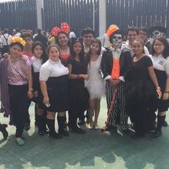 Foto tomada en Colegio Anglo Mexicano de Coatzacoalcos por Anya L. el 10/30/2015