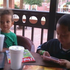 Photo taken at Fuego Cantina & Grill by Donald D. on 11/2/2012