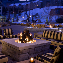Photo taken at Park Hyatt Beaver Creek Resort and Spa by Park Hyatt Beaver Creek Resort and Spa on 10/28/2015
