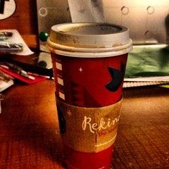 Photo taken at Starbucks by Sean F. on 11/7/2012